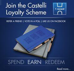 Castelli Loyalty Scheme from @CastelliUK (by @jrtecommerce)   Showcase: www.sweettoothrewards.com/client-showcase