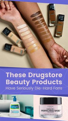 27 Drugstore Beauty Products Under $15 That People Actually Swear By