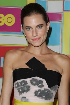 Photos from Allison Williams' latest role are gorgeous and almost unrecognizable