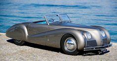 #alfaromeo#alfaromeotipo256cabrioletsportivo from 1939  #alfaromeo6c2500