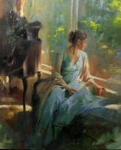 Artist - Richard S Johnson by olive