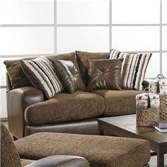 Henderson Loveseat | Weekends Only Furniture and Mattress