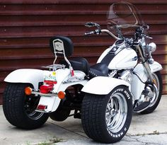 All Harley-Davidson to Trike Conversions