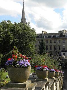 Parade Gardens, Bath, UK