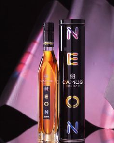 Camus Neon Cognac. Memento Linea