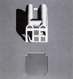 Arata Isozaki, House of Nine Squares, 1980