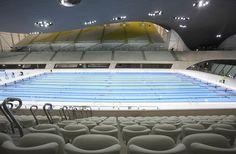 Interior. Cortesía de London 2012 Olympic Games. © Hufton + Crow