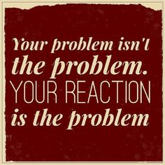 """The only time your presented with a """"problem """" is when you choose for something to be a problem and react accordingly.  Everything is an opportunity to progress forward in your endeavors. Your thoughts choices and actions are the problem...never an external event.  I have #multiplesclerosis which is an opportunity for me reach more people. It's not a problem until I decide it's a problem. That'll never happen because it's a useless thought which only does harm.  #quote #quotes #quoteoftheday…"""