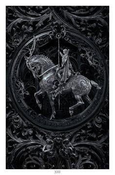 The second Circle #nekro #art #illustration HD and detail ArtStation https://www.artstation.com/artwork/eoDkP