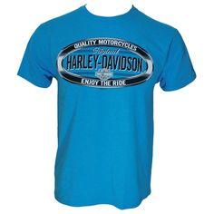 Harley-Davidson Enjoy Oval Men's S/S Dealer Tee