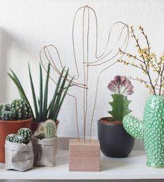 Il Cactus Vase spumeggiante di Serax • Hugs and Violence