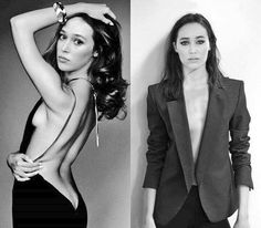 shhhh I'm just gunna pretend this is real for a second or two! Lexa The 100, Alycia Jasmin Debnam Carey, Clarke And Lexa, Artemis, Eliza Taylor, Fear The Walking Dead, Black N White Images, Girl Crushes, Woman Crush