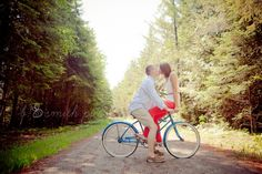 Great Northern Michigan Engagement Session