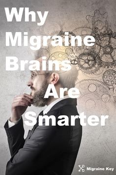 Migraine is the world's most advanced health-monitoring system. Five Reasons Why the Migraine Brain is Smarter: Stress Shutdown. Migraine Diet, Migraine Pain, Chronic Migraines, Migraine Relief, Chronic Pain, Fibromyalgia, Pain Relief, Migraine Solution, Types Of Migraines