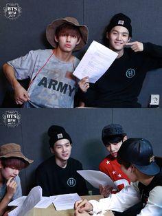 BTS, BTS' official facebook update