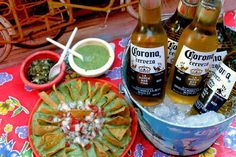 mexican Global Food, Mexico Food, Good Spirits, Beer Bottle, January, Mexican, Wine, Drinks, Brown