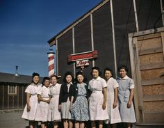 Tule Lake: 1943  Interment Camp