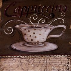 Cappuccino  by Kate McRostie                                                                 ...