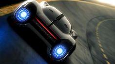 A mais recente obra da imaginação de designers e engenheiros da Mercedes-Benz é o 2040 Streamliner