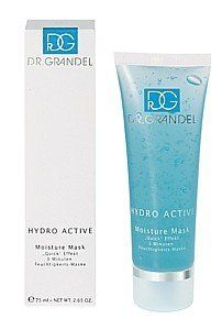 Dr.Grandel Dr. Grandel Hydro Active Moisture Mask (2.65 oz) by Dr.Grandel. $38.00. Moisturizing mask.. Extraordinary beauty mask. The moisture boost revitalizes the skin to a fresh, smooth and young look in just three minutes. (2.65 oz)