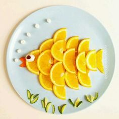 Food craft ideas for kids Great healthy food ideas Fun Food Ideas for Kids Fun food art ideas for kids Summer food crafts for kids fun and easy nutritious craft for kids Kids food craft ideas Cute Food, Good Food, Lunch Saludable, Deco Fruit, Fun Fruit, Fruit Snacks, Fruit Food, Edible Food, Dessert Food