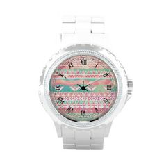 >>>Are you looking for          	Watercolor Turquoise Pink Girly Abstract Aztec Wrist Watches           	Watercolor Turquoise Pink Girly Abstract Aztec Wrist Watches in each seller & make purchase online for cheap. Choose the best price and best promotion as you thing Secure Checkout you can tru...Cleck Hot Deals >>> http://www.zazzle.com/watercolor_turquoise_pink_girly_abstract_aztec_watch-256924021858365050?rf=238627982471231924&zbar=1&tc=terrest