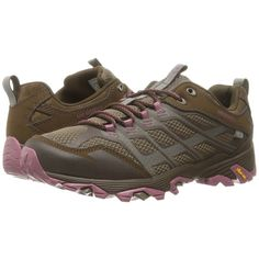 promo code 808e4 af880 Merrell Moab FST Waterproof (Boulder) Womens Hiking Boots