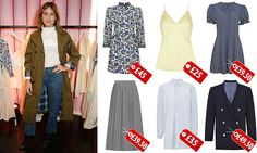 FIRST LOOK: Alexa Chung's fashion range for Marks & Spencer