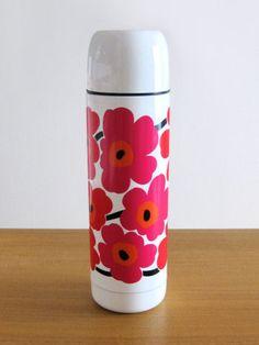 【M et R】 Marimekko(マリメッコ)/魔法瓶/水筒/ウニッコ