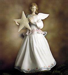 LLADRO - ANGEL OF THE STARS (L.E.)