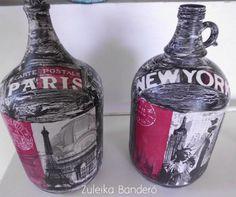 Garrafões de vinho                                                                                                                                                      Mais