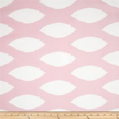 Premier Prints Twill Chaz Bella Pink from @fabricdotcom  Screen printed on cotton twill; this versatile lightweight fabric is perfect for window treatments (draperies, valances, curtains and swags), toss pillows, bed skirts, duvet covers, some upholstery and other home decor accents. Create handbags, apparel (skirts, lightweight jackets, pants) and aprons.*Use cold water and mild detergent (Woolite). Drying is NOT recommended - Air Dry Only - Do not Dry Clean. Colors include white and pink.