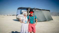 Keeping Cool in Extreme Heat - Ideas from Burning Man #camping #rv #rvlife #rving #summer
