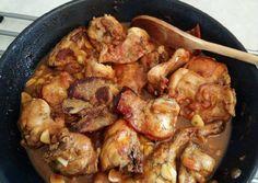 Conejo en salsa (receta de Alberto chicote) Receta de Sonia- Cookpad