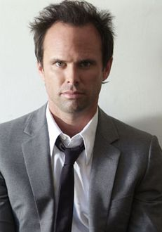Walton Goggins ~ you can't watch Justified and NOT love him! I love the way he talks!!