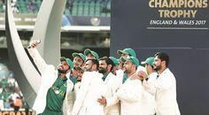 Pakistán derrota a India y gana trofeo de campeones ICC. Visite nuestra página y sea parte de nuestra conversación: http://www.namnewsnetwork.org/v3/spanish/index.php  #nnn #bernama #malasia #malaysia #criquet #news #noticias #deportes #sports #india #pakistan #asia #kl #icc #pics #selfie #fotos