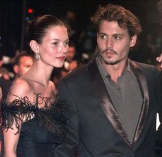 Lost love: The supermodel dismissed her relationship with Johnny Depp as 'whatever'...