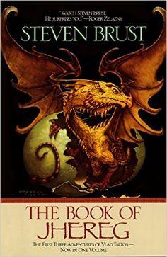 SERIES ALERT! Amazon.com: The Book of Jhereg eBook: Steven Brust: Kindle Store