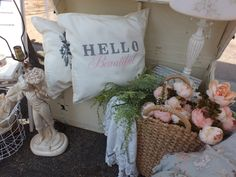 """Behind The Picket Fence """"Vintage & Handmade Marketplace"""" November 7th in Costa Mesa!! (1720 Adams Ave. Costa Mesa) Over 65 vendors selling shabby chic, vintage, home decor, up-cycled, re-purposed, handmade items!!"""