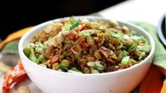 Fried Rice, My Recipes, Fries, Chinese, Asmr, Cooking, Ethnic Recipes, Food, Youtube