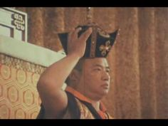 16th Karmapa - Black Crown Ceremony, San Francisco, CA - YouTube