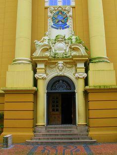 Museu de Arte do Rio Grande do Sul, Porto Alegre, Brasil