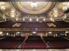 Rochester, NY's Auditorium Theater