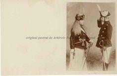 BU-F-01073-5-04754-4 Principele Carol al II lea şi principesa Elisabeta, s. d. (sine dato) (niv.Document) Romanian Royal Family, The Originals