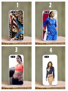 Hope Solo Football Soccer America Phone Cover Case fits Apple Iphone 4s 5s 5c 6 in Mobile Phones & Communication, Mobile Phone & PDA Accessories, Cases & Covers | eBay