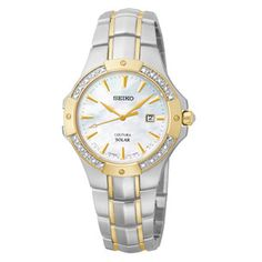 Seiko USA Coutura Women watch model SUT124