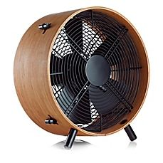 image of Stadler Form™ O-009A 14.5-Inch 3-Speed Otto Bamboo Fan
