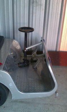 Yamaha Golf Cart Gas Pit Vehicle | eBay