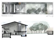 RCR Arquitectes, casa Entremuros en Olot (Gerona) - Arquitectura Viva · Revistas de Arquitectura