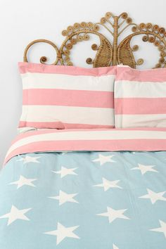 American Flag Sham Full/queen